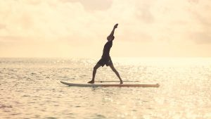 Stand up Paddle Board in Seychelles