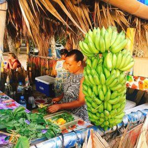 Bazar Labrin- Seychelles