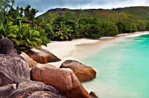 Anse Lazio- Praslin-Seychelles