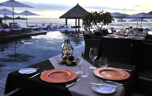 Restaurant in La Digue- Seychelles