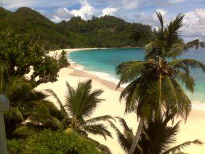Mahé island- Seychelles